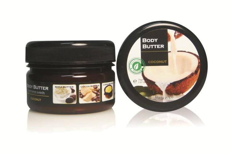 Body Butter COCONUT, 70gr.