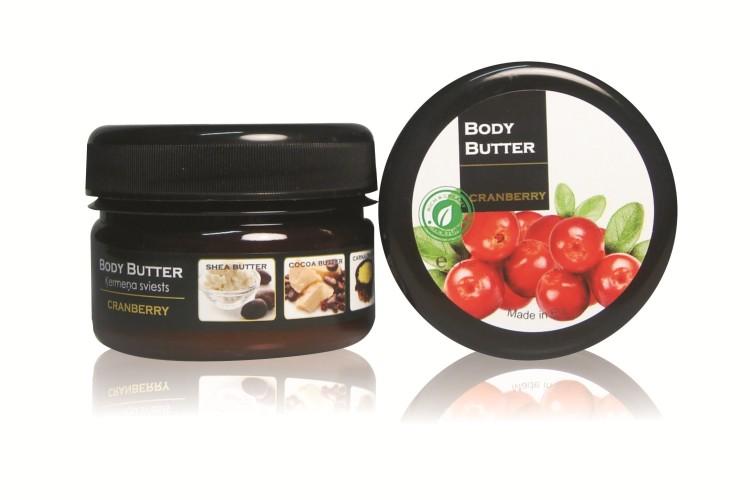 Body Butter CRANBERRY, 70gr.