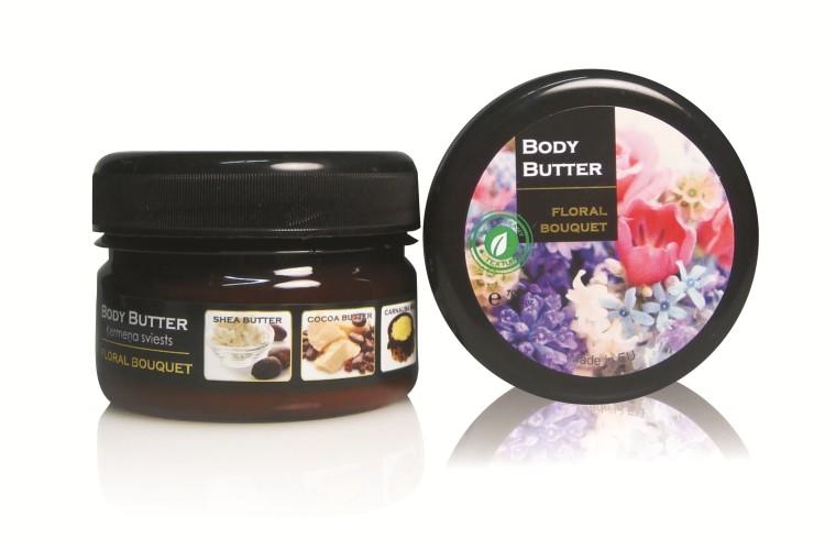 Body Butter FLORAL BOUQUET, 70gr.