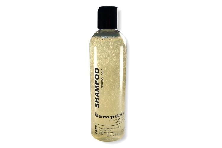 Shampoo for normal hair, 200ml