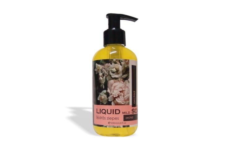ORCHID LIQUID MILD SOAP